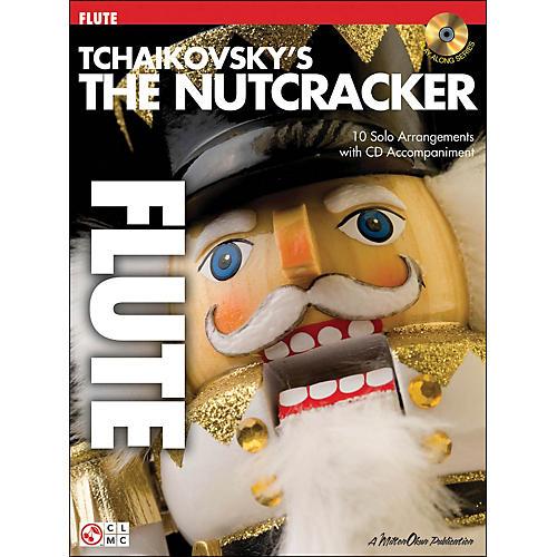 Cherry Lane The Nutcracker Flute Book/CD Tchaikovsky's