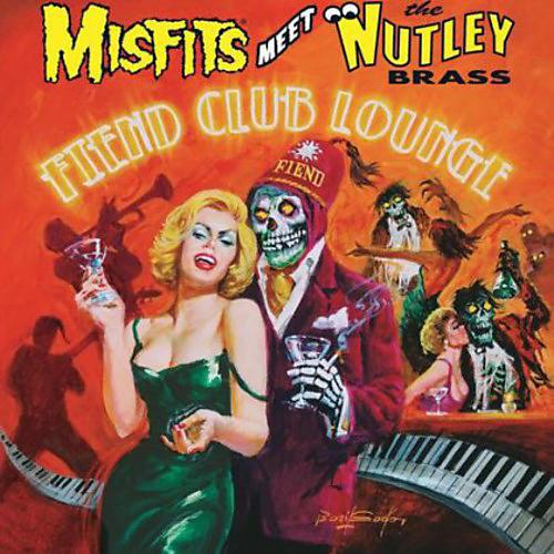Alliance The Nutley Brass - Fiend Club Lounge