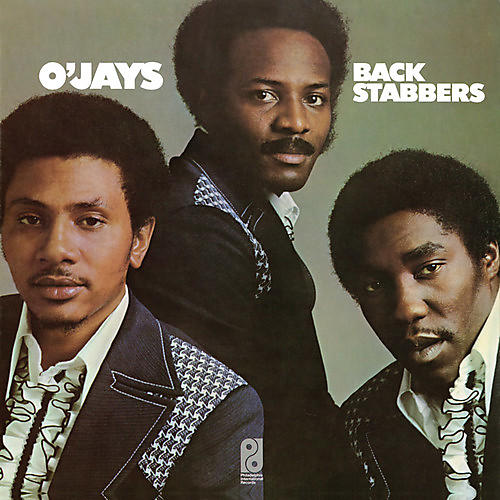 Alliance The O'Jays - Back Stabbers