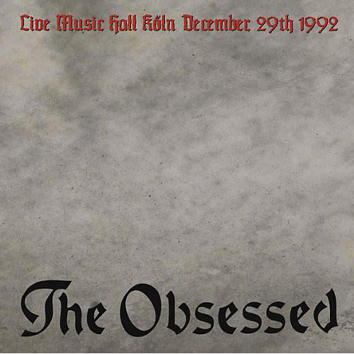 Alliance The Obsessed - Live in Koln