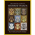 Amadeus Press The Official Guide to Steinway Pianos Amadeus Series Hardcover Written by Roy F. Kehl thumbnail