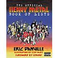 Hal Leonard The Official Heavy Metal Book of Lists thumbnail