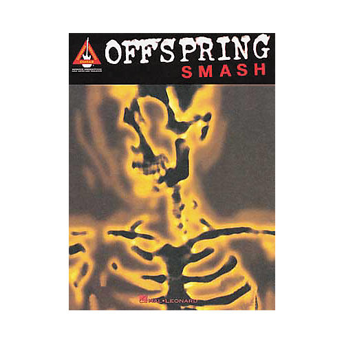 Hal Leonard The Offspring - Smash Book