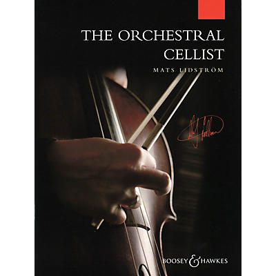 Boosey and Hawkes The Orchestral Cellist Boosey & Hawkes Chamber Music Series Softcover