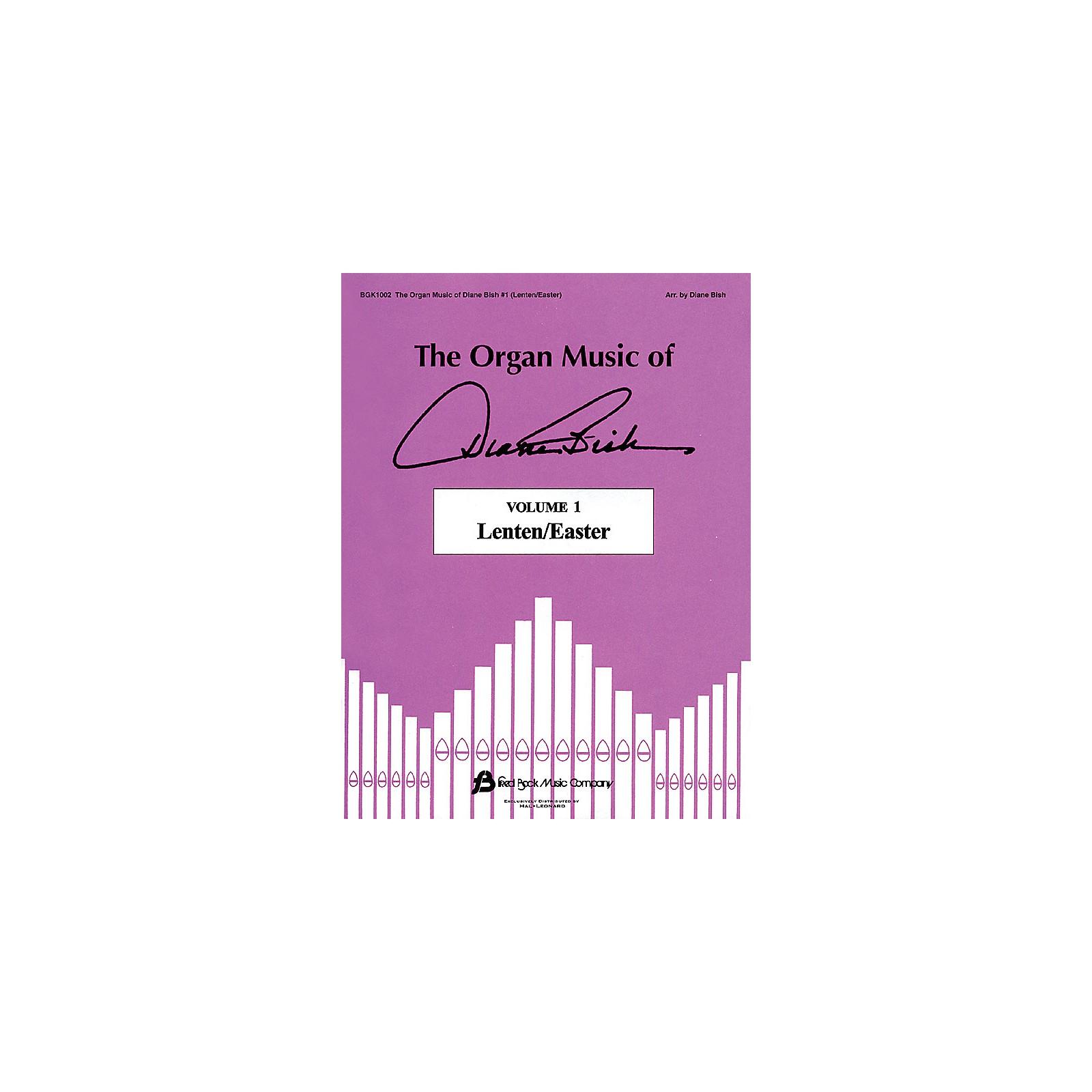 Fred Bock Music The Organ Music of Diane Bish - Lenten/Easter, Volume 1 (Lenten/Easter) Arranged by Diane Bish