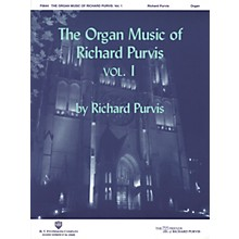 H.T. FitzSimons Company The Organ Music of Richard Purvis - Volume 1 H.T. Fitzsimons Co Series