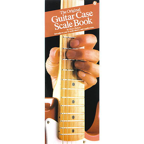 Music Sales The Original Guitar Case Scale Book