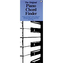 Music Sales The Original Piano Chord Finder (Book)