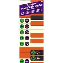Music Sales The Original Piano Scale Finder (Book)