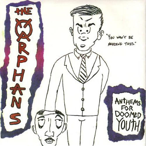 Alliance The Orphans - Anthem for Doomed Youth