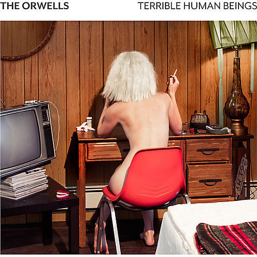Alliance The Orwells - Terrible Human Beings