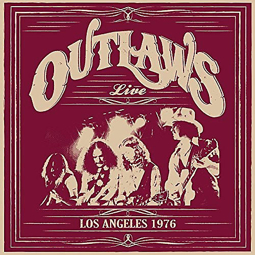 Alliance The Outlaws - Los Angeles 1976