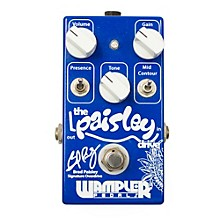 Open BoxWampler The Paisley Drive Signature Overdrive Guitar Effects Pedal