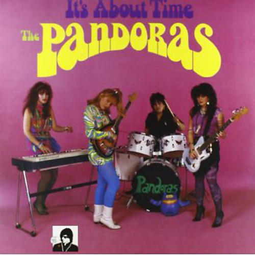 Alliance The Pandoras - It's About Time