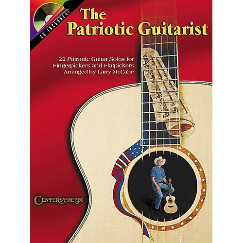 Centerstream Publishing The Patriotic Guitarist (Book/CD)