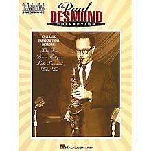 Hal Leonard The Paul Desmond Collection