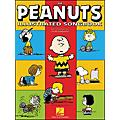 Hal Leonard The Peanuts Illustrated Songbook arranged for piano solo thumbnail