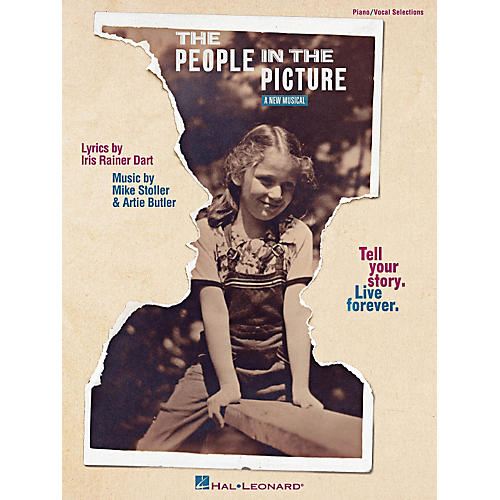 Hal Leonard The People In The Picture - Broadway Vocal Selections