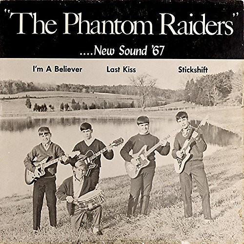 Alliance The Phantom Raiders - New Sound '67