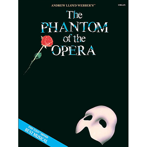 Hal Leonard The Phantom of the Opera Organ Folio Series Softcover