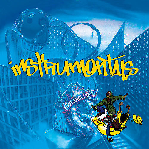 Alliance The Pharcyde - Bizarre Ride II the Pharcyde Instrumentals