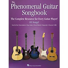 Hal Leonard The Phenomenal Guitar Tab Songbook