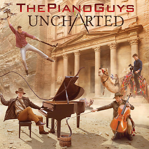 Alliance The Piano Guys - Uncharted