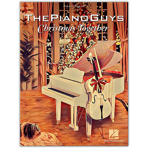 Hal Leonard The Piano Guys-Christmas Together Piano Solo with Optional Cello