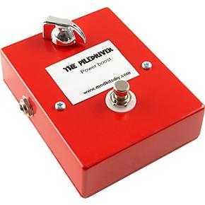 mod kits diy the piledriver power boost effects pedal kit musician 39 s friend. Black Bedroom Furniture Sets. Home Design Ideas