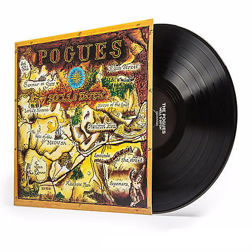 Alliance The Pogues - Hell's Ditch