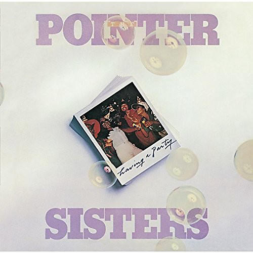 Alliance The Pointer Sisters - Having a Party