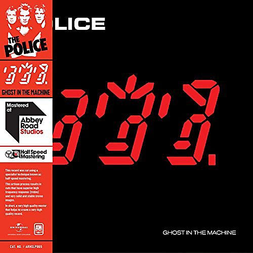 Alliance The Police - Ghost in the Machine - Half Speed