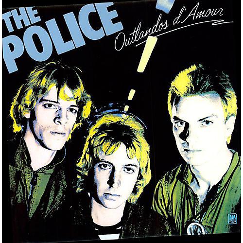 Alliance The Police - Outlandos D'amour