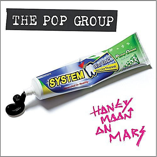 Alliance The Pop Group - Honeymoon On Mars
