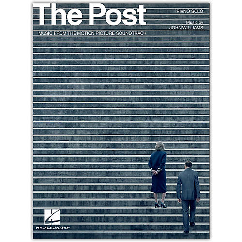 Hal Leonard The Post (Music from the Motion Picture Soundtrack) Piano Solo Songbook