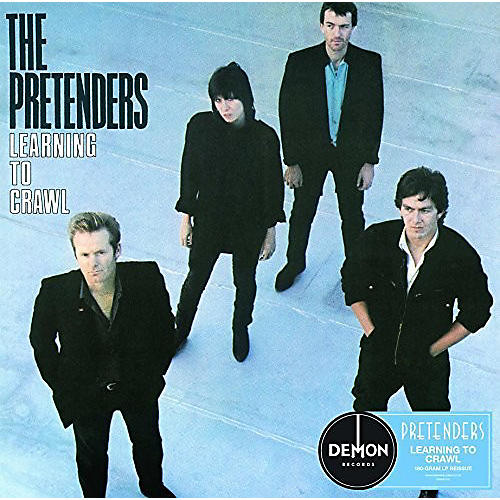 Alliance The Pretenders - Learning to Crawl