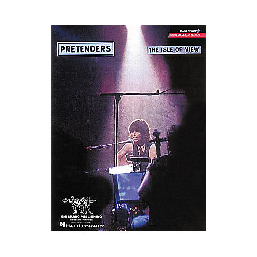 Hal Leonard The Pretenders The Isle of View Piano/Vocal/Guitar Artist Songbook
