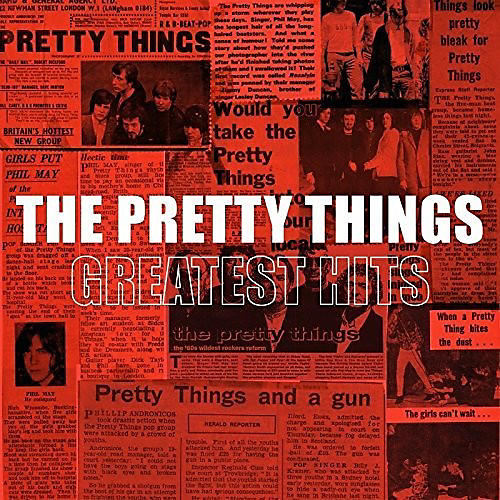 Alliance The Pretty Things - Greatest Hits