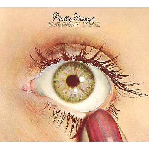 Alliance The Pretty Things - Savage Eye & Live At Ultrasonic Studios 1975 (180gram White Vinylincl. CD)