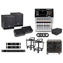 The Primary Package - Field PA System with Digital Mixer With 16-channel mixer