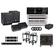 Yamaha The Primary Package - Field PA System with Digital Mixer