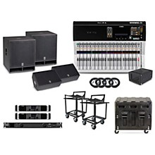 The Primary Package - Field PA System with Digital Mixer With 32-channel mixer