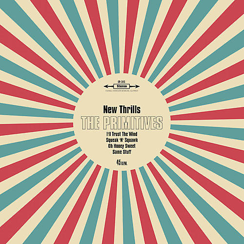Alliance The Primitives - New Thrills