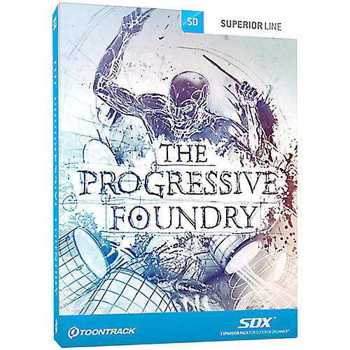 The Progressive Foundry SDX