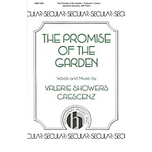 Hinshaw Music The Promise of the Garden UNIS composed by Valerie Crescenz