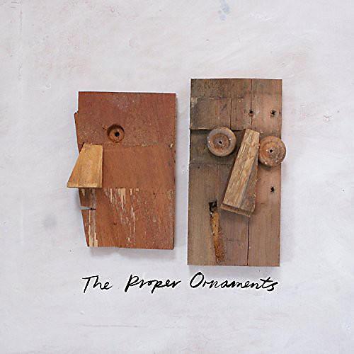 Alliance The Proper Ornaments - Wooden Head