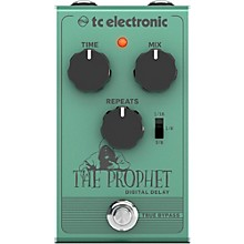 TC Electronic The Prophet Digital Delay Effect Pedal