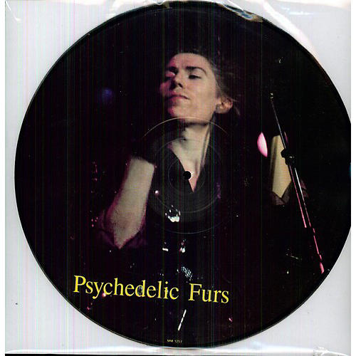 Alliance The Psychedelic Furs - Interview Picture Disc