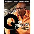 Hal Leonard The Quincy Jones Legacy Series - Q On Producing Book/DVD thumbnail