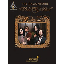 Hal Leonard The Raconteurs - Broken Boy Soldiers Guitar Recorded Version Series Softcover Performed by The Raconteurs